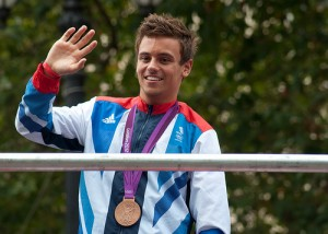 Tom Daley used YouTube to reveal his same-sex relationship
