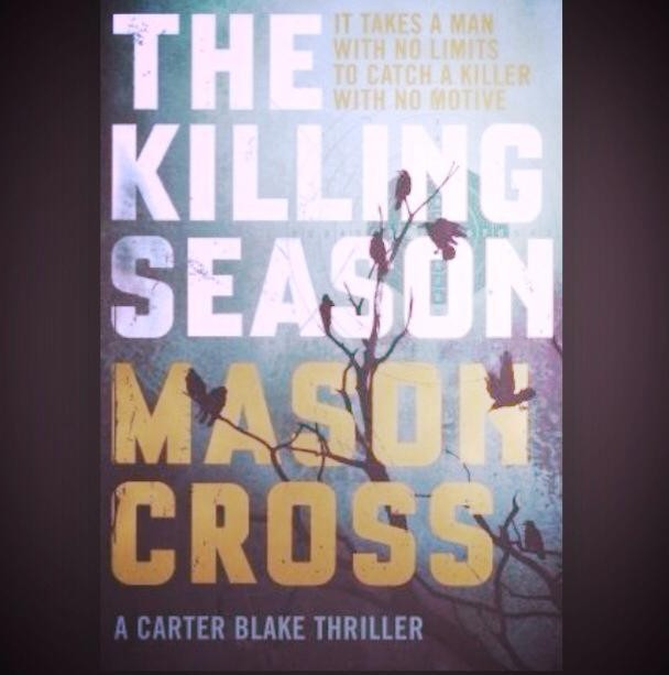 Killing Season: Mason Cross