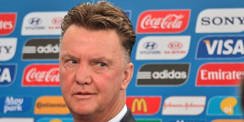 Van The Man: Man United have lined up Louis Van Gaal as their next manager