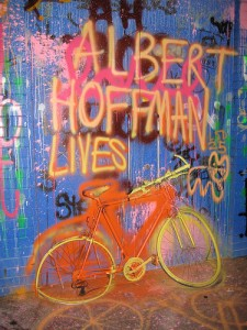 Albert Hoffman: creator of LSD is considered the Godfather of psychedelics.