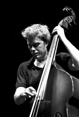 Intoxicating jazz: Kyle Eastwood and his band were worthy Friday night headliners