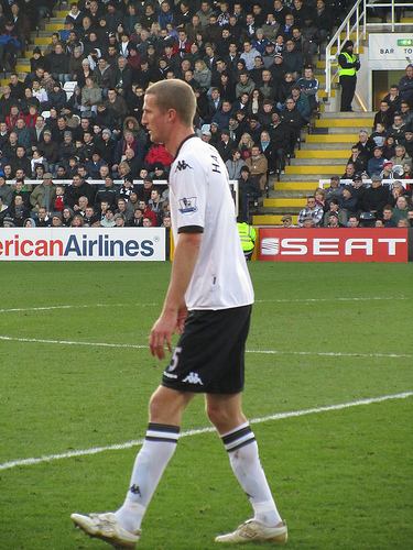 Past it: Brede Hangeland is one of many 30-somethings on Fulham's books