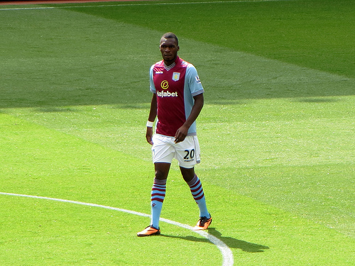 Big Ben: Villa have struggled in Christian Benteke's absence