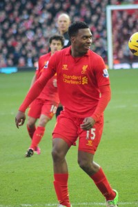 Dan The Man: Sturridge had a stunning season for Liverpool in 2013-14