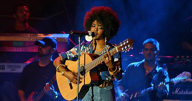 Lauryn Hill: Widely regarded as the premier female rapper on the planet in 1996