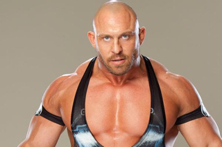 Ryback: CM Punk suggests the zits on his back are more than oily skin.