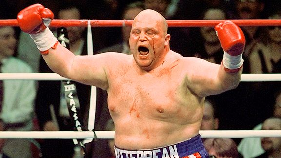 Butterbean: Failed to make the cut