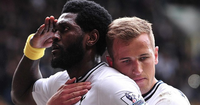 Harry Kane Adebayor