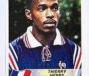 Thierry Henry sticker