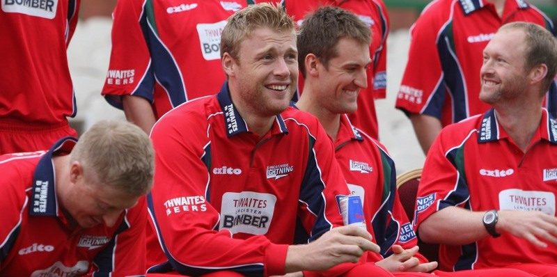Andrew Flintoff: Narrowly missed the cut