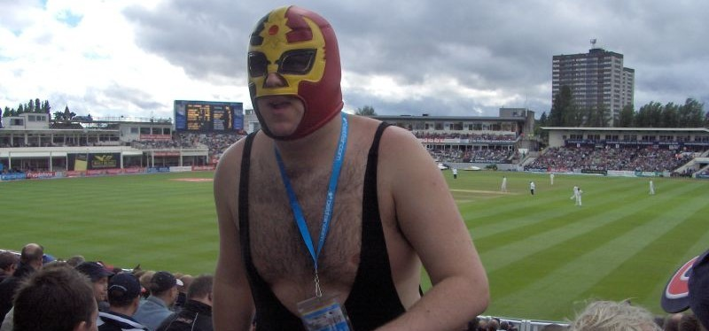 Masked Wrestler Cricket