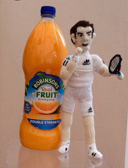 Andy Murray Robinsons