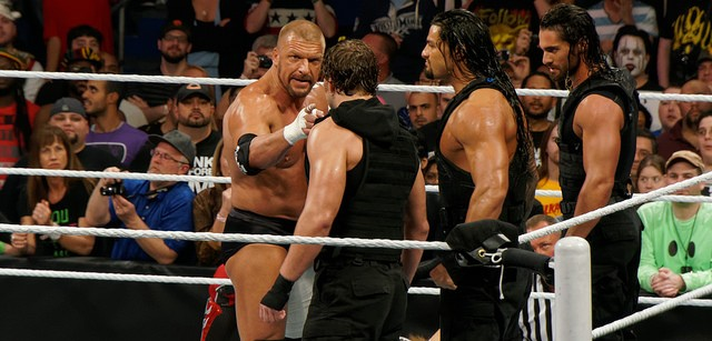 Shield Triple H