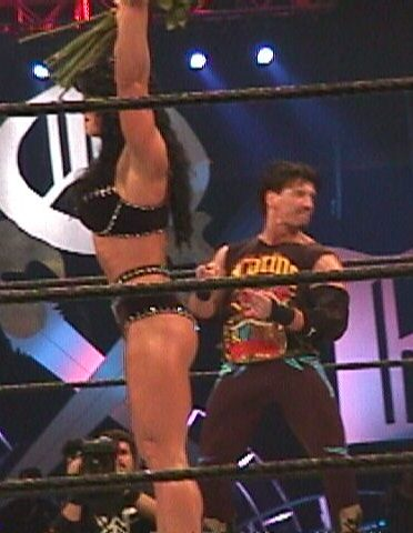 Chyna and Eddie